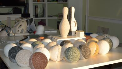 Photo of Binder jetting concrete 3D printing by Desamanera comes to the US