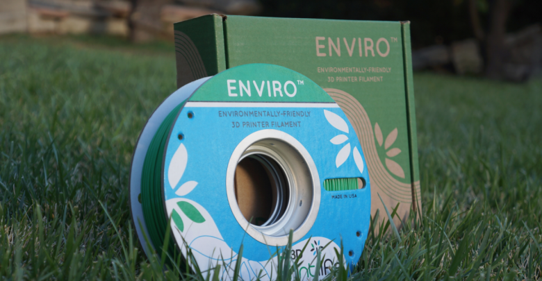 Photo of 3D Printlife to Feature ENVIRO ABS Filament with XYZprinting da Vinci 1.0 Pro Series
