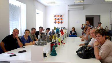 Photo of 3D Printing in Hungarian Schools Grows with CraftUnique 3D Printer and Leopoly 3D Modeling App