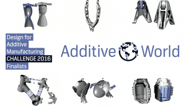Photo of Additive Industries Announces Finalists at Metal 3D Printing Design Challenge 2016