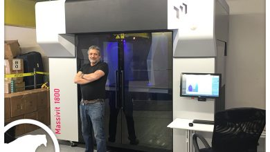 Photo of Massivit 1800 Super-fast, Super-sized 3D Printing Solution Now in America