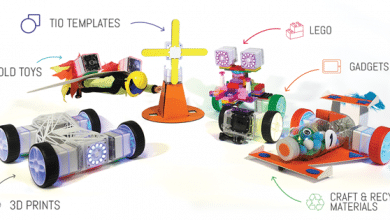 Photo of 3D Printed Toys Get Smarter On Tio's Kickstarter Campaign