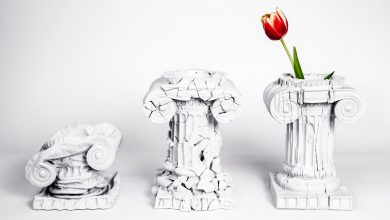 Photo of Them Romans 3D Printed Sculptures by Janne Kyttanen Debut at Design Shanghai