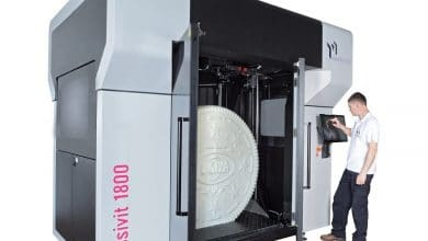 Photo of Massivit's Huge Physical Displays Show How 3D Printing Disrupts Visual Marketing