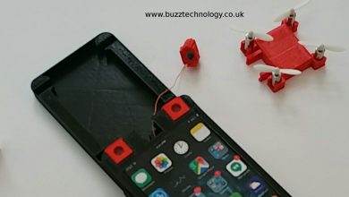 Photo of 3D Printed Smartphone Accessory Prototypes Earn Award to Buzz Technologies