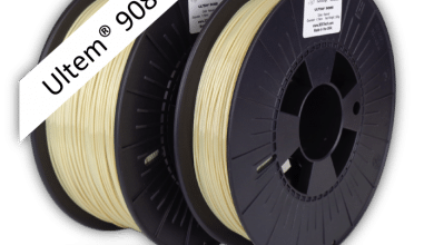 Photo of Ultem 9085 Added to Range of Open Technical Filaments by 3DXTECH