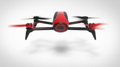 Photo of Parrot Drone Prototyped with SLS Technology and Windform Materials by CRP