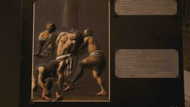 "Photo of 3D Printed Art Is Coming of Age as MakersForArt 3D Print Caravaggio's ""Flagellation of Christ"""