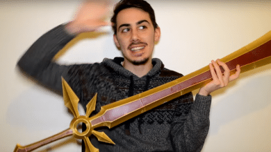 Photo of 3D Printed Cosplay, or How to Invent a New Profession (Video)