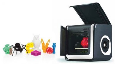 Photo of Afinia 3D Releases Vol IV in eBook Series, Featuring 3D Printer-Equipped Artists