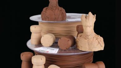 Photo of EasyCork Filament Launched by Formfutura to Expand Wooden-Based Composite Range of Materials