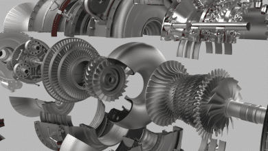 Photo of 3D printed turboprop engine by GE to power next-generation Cessna Denali plane