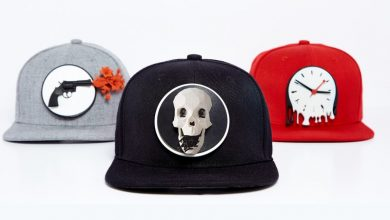 Photo of Modla Brings New Dimension to Snapback Artwork with 3D Printed Range