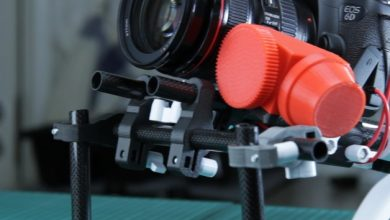 Photo of Open Camera Project Helps You 3D Print Your Own Affordable DSLR and GoPro Rigs
