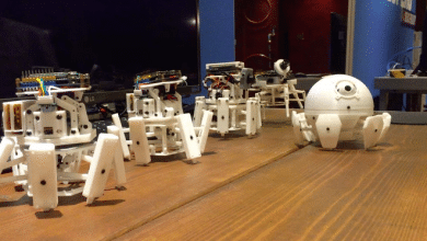 Photo of Wevolver Wants You to 3D Print the Smallest Programmable Robot Spider in the World