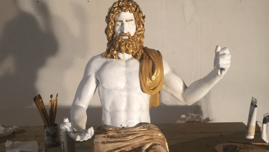 Photo of Stratasys Uses 3D Printing to Bring Ancient World's Wonder Back to Life for the Olympics