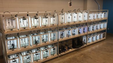 Photo of Cloud 3D Printing Software 3D PrinterOS Powers Duke Innovation CoLab's 60+ 3D Printer Farm