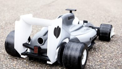 Photo of OpenRC F1 Project Released from colorFabb