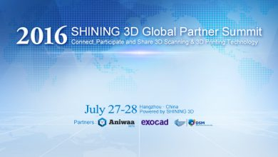 Photo of SHINING 3D Opens Up to the World at Global Partner Summit