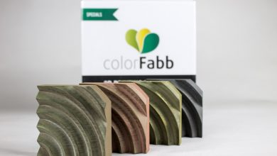 Photo of colorFabb Releases New steelFill Filament