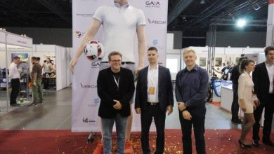 Photo of Robert Lewandowski – The Tallest 3D Printed Person!