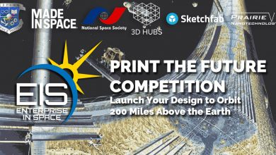 Photo of Enterprise In Space & Kepler Space Institute Launch Competition to 3D Print Aboard ISS