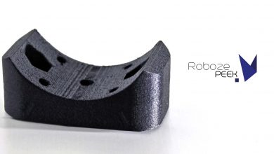 Photo of Roboze Reveals FFF Industrial 3D Printer with 13 Materials for Advanced AM Applications