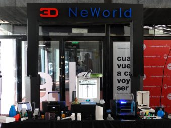 Fourth edition of Interaccion 3D, the 3D Printing Congress