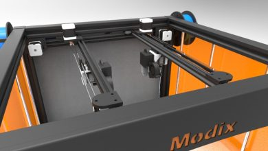 Photo of Double, Parallel Robot Desktop 3D Printer Modix Tango Launches at TCT