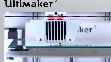 Photo of Ultimaker presents new Ultimaker 3 with double extruder