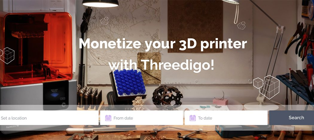 Threedigo Launches As A New Sharing Economy Online App For