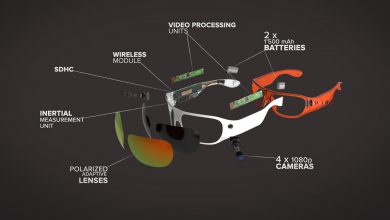 Photo of Mixed Reality Meets Wearable Tech: 360° Video Recording Sunglasses From ORBI