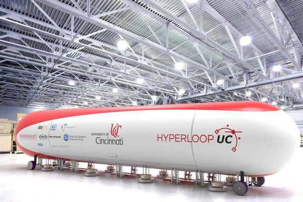 Hyperloop-pod-competition