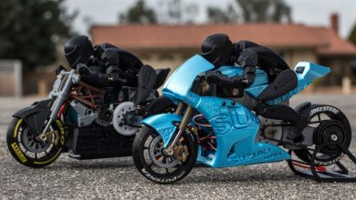 Photo of Brett Turnage Releases 3D Printed Functional RC Race Motorcycles on Pinshape