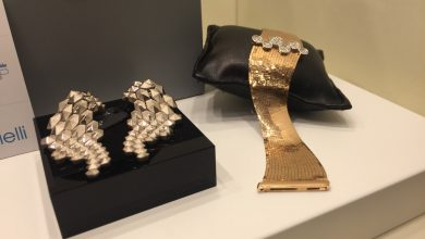 Photo of Resin and metal direct 3D printed jewelry shines at Vicenza Oro jewelry fair