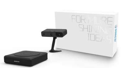 Photo of Printlab to Distribute Shining3D's Einscan 3D Scanner in 20 Countries