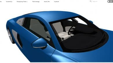 Photo of ShareMy3D Updates Online 3D Platform, See Samples from Lego, Audi and Louis Vuitton