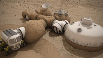 Photo of UCF and NASA Study Using Martian Soil and Additive Manufacturing to Build Human Habitats