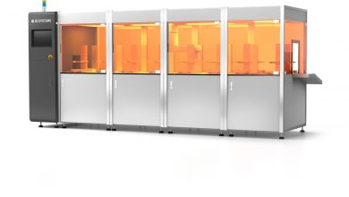 Photo of 3D Systems' Figure 4 Scalable 3D Printing Platform Shipped to Fortune 50 Company, Focus on Dental
