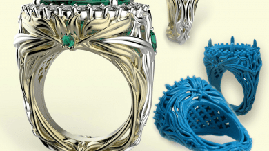 Photo of Solidscape Announces Winners of 2017 Baselworld 3D Printed Jewelry Competition