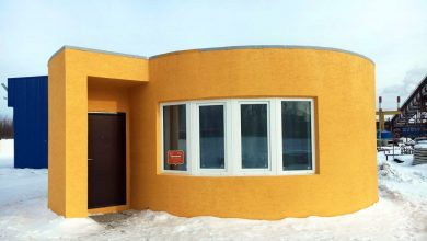 Photo of Apis Cor 3D Prints First On-Site House in Russia In One Day for $10,134 (Video)