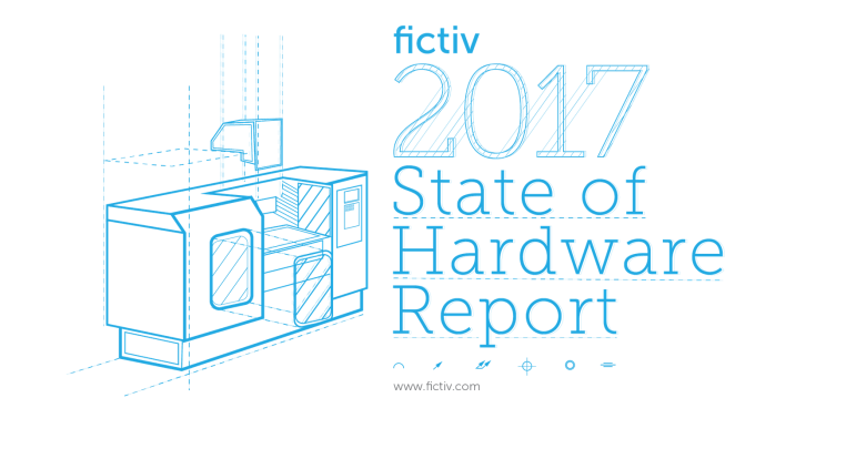 Photo of Fictiv Releases 2017 State of Hardware Report for Distributed Manufacturing
