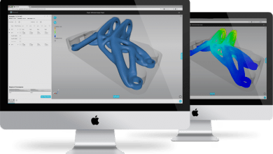 Photo of After GrabCAD design contest, Frustum partners with Siemens PLM on topology optimization