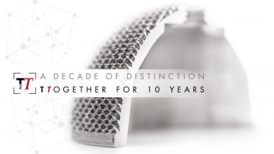 Photo of Lima Corporate Celebrates 10 Years Since Pioneering Trabecular Titanium Implant 3D Printing