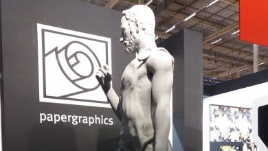Photo of Papergraphics 3D prints larger than life Greek statue with Massivit 1800