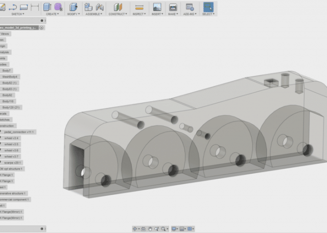 Autodesk and Stratasys Collaborate on Generatively Optimized