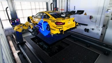 Photo of Check Out the Custom Robotic 3D Scanner for the New BMW M4 DTM