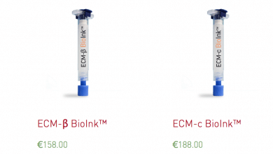 Photo of RegenHU launches bio-synthetic extra cellular matrix bioink for 3D bioprinting