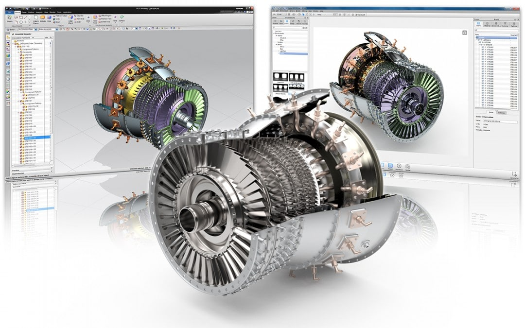 Materialise Software Integration into Siemens NX Cuts Design