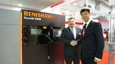 Photo of Renishaw Partners with FalconTech to Bring Its AM Technology to China